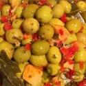 Olives Vertes sauce Castillane