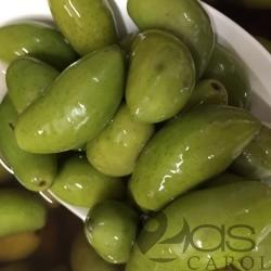 Olive verte Lucques