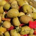 Olives sauce Madrilène