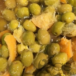 Olive verte KC Citron