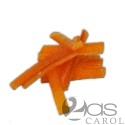 Orange confite fines lamelles