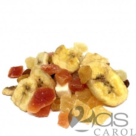Melange de fruits secs tropicaux - exotiques