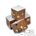 Nougat au Chocolat et Amandes Françaises