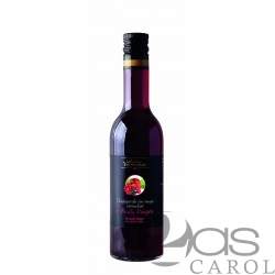 Vinaigre de vin rouge 4 fruits rouges