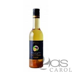 Vinaigre de vin blanc au jus Fruit de la Passion
