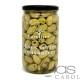 Olives Vertes Dénoyautées 400g