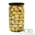 Olives Vertes KC Citrons Bocal 400g