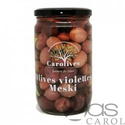 Olives Violettes MESKI Bocal 400g
