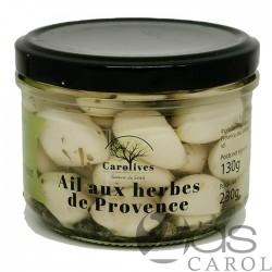 Ail aux Herbes de Provence Bocal 130g