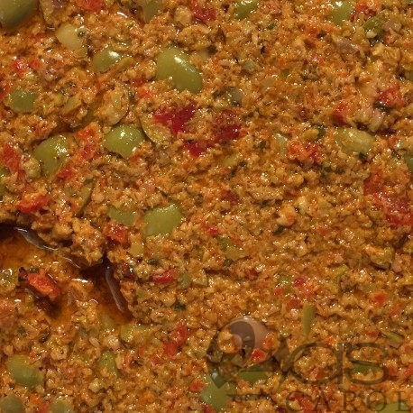 Saladine de Poivrons